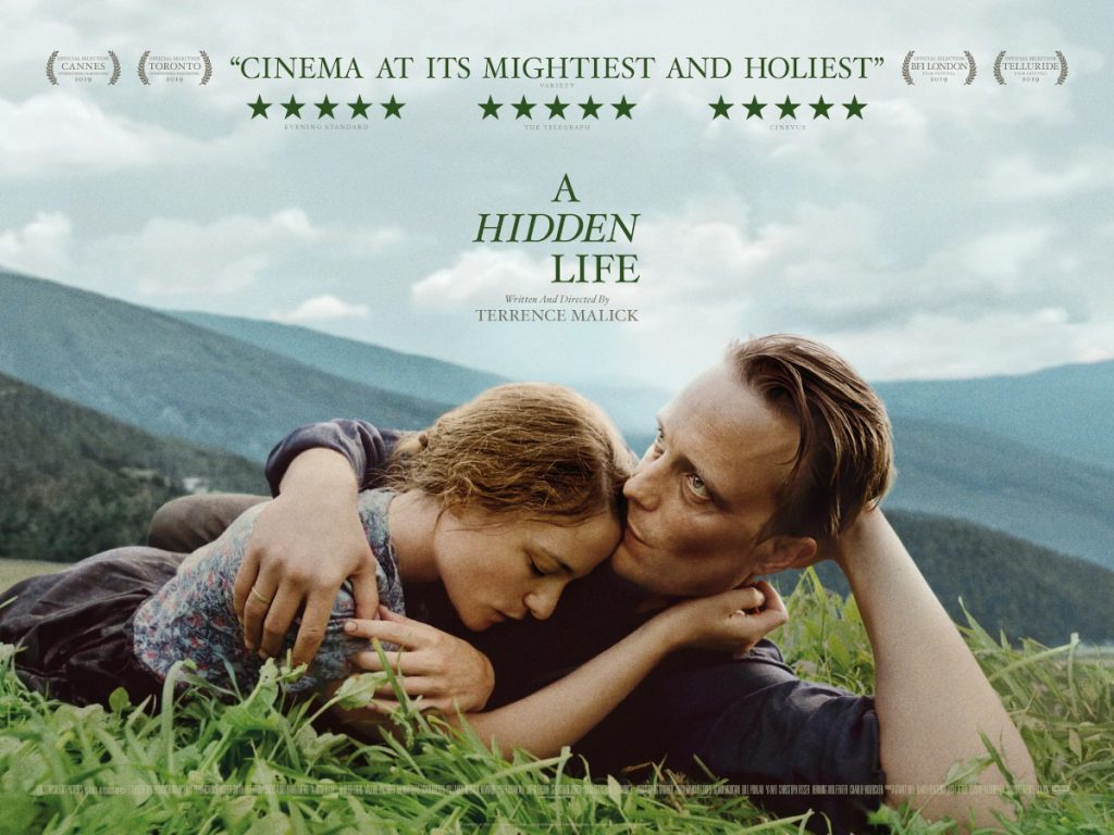 Saturday Review 17 – A Hidden Life – The Book of Job on Film –  TheWeeFlea.com